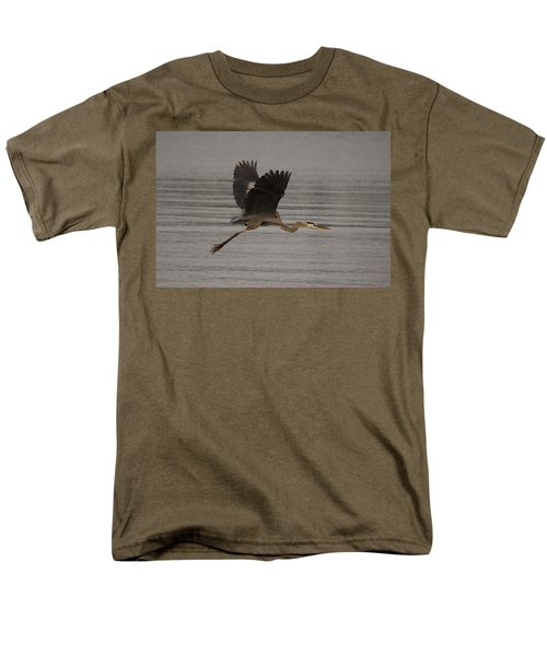 Morning Flight Men's T-Shirt  (Regular Fit) by Eunice Gibb
