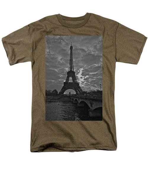 Men's T-Shirt  (Regular Fit) featuring the photograph Morning Light  by Eric Tressler