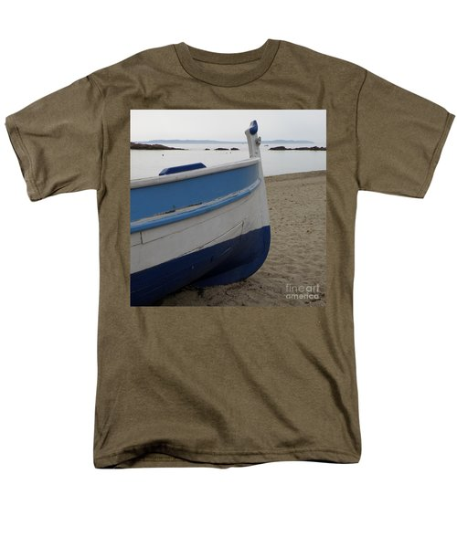 Morning Seascape Men's T-Shirt  (Regular Fit) by Lainie Wrightson