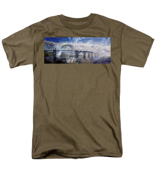 Newport Fantasy Men's T-Shirt  (Regular Fit) by Mick Anderson