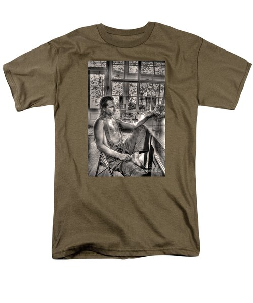 Ninety Six In The Shade Men's T-Shirt  (Regular Fit) by William Fields