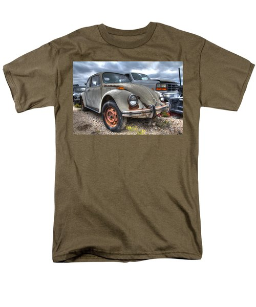 Old Vw Beetle Men's T-Shirt  (Regular Fit) by Jonathan Davison