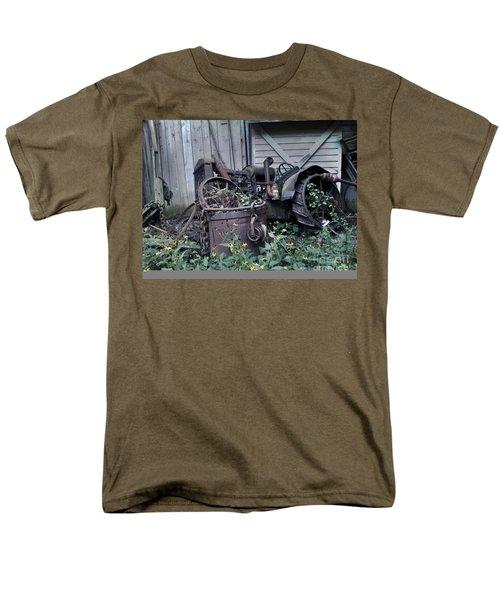 Older Days Men's T-Shirt  (Regular Fit) by Janice Spivey