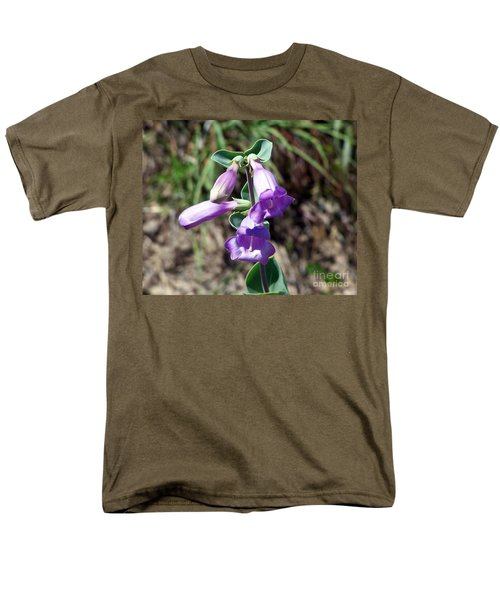 Penstemon Men's T-Shirt  (Regular Fit) by Dorrene BrownButterfield