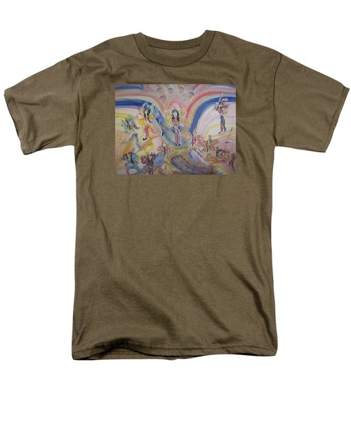 Persian Fairy Entrance Men's T-Shirt  (Regular Fit) by Judith Desrosiers