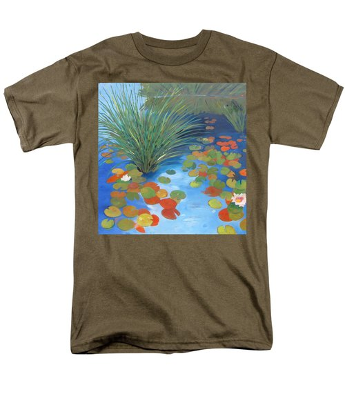 Pond Revisited Men's T-Shirt  (Regular Fit) by Gary Coleman