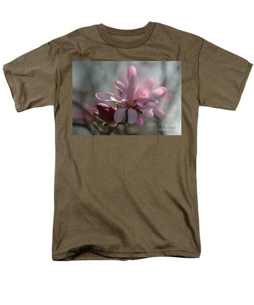 Pristine Pastels Men's T-Shirt  (Regular Fit) by Living Color Photography Lorraine Lynch