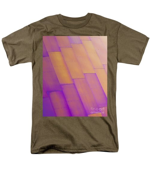 Purple Orange I Men's T-Shirt  (Regular Fit)