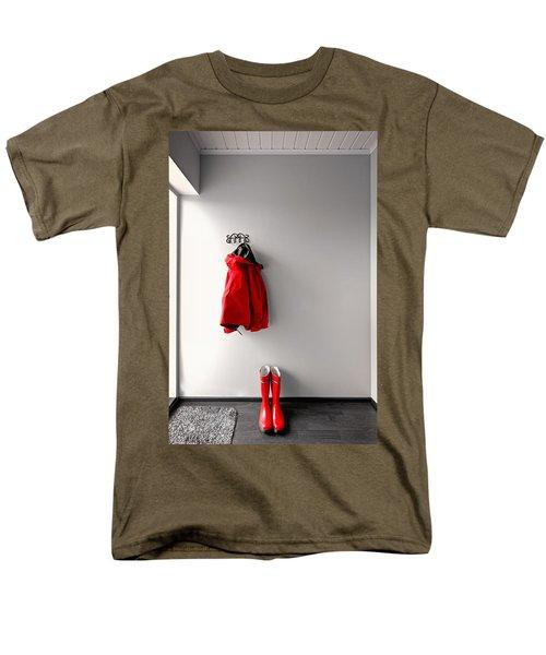 Ready For Rain Men's T-Shirt  (Regular Fit)