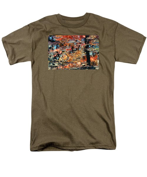 Reflection Men's T-Shirt  (Regular Fit) by Barbara Middleton