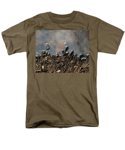 Roots In Water Men's T-Shirt  (Regular Fit) by Kay Lovingood