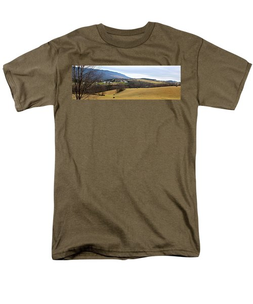 Men's T-Shirt  (Regular Fit) featuring the photograph Small Town by Kume Bryant