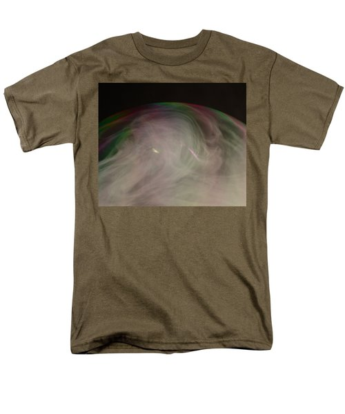 Smoke Bubble Men's T-Shirt  (Regular Fit) by Cathie Douglas