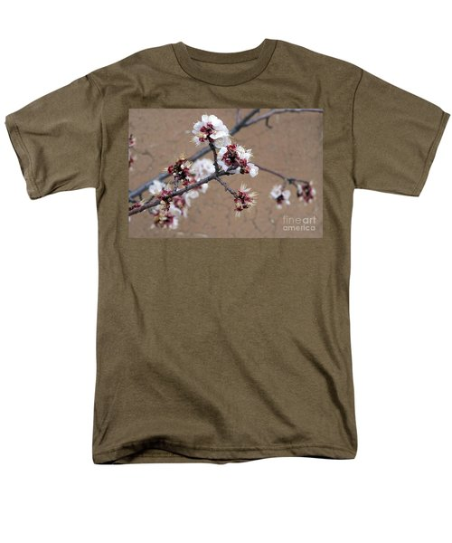 Spring Promises Men's T-Shirt  (Regular Fit) by Dorrene BrownButterfield