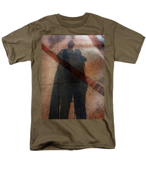 Street Shadows 002 Men's T-Shirt  (Regular Fit) by Lon Casler Bixby