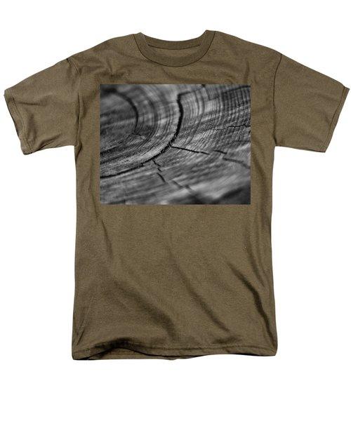 Stump Men's T-Shirt  (Regular Fit) by Marlo Horne