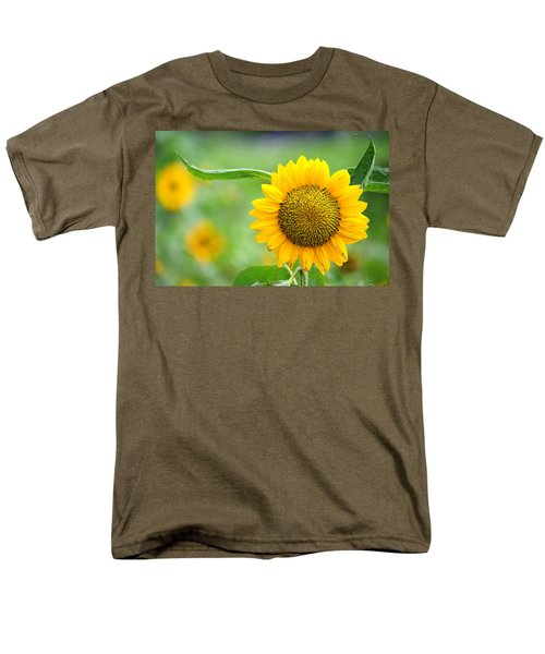 Sunflower Men's T-Shirt  (Regular Fit) by Yew Kwang