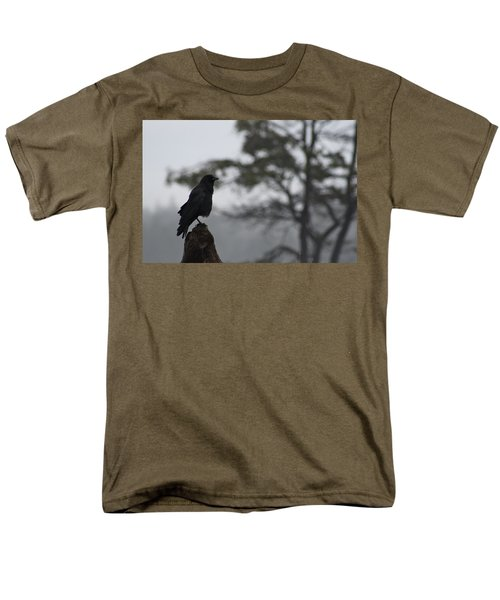 Men's T-Shirt  (Regular Fit) featuring the photograph The Bachelor by Cathie Douglas