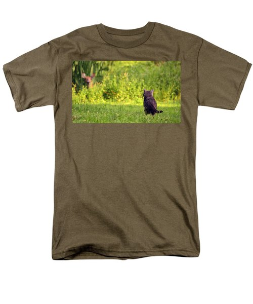The Deer Hunter Men's T-Shirt  (Regular Fit)