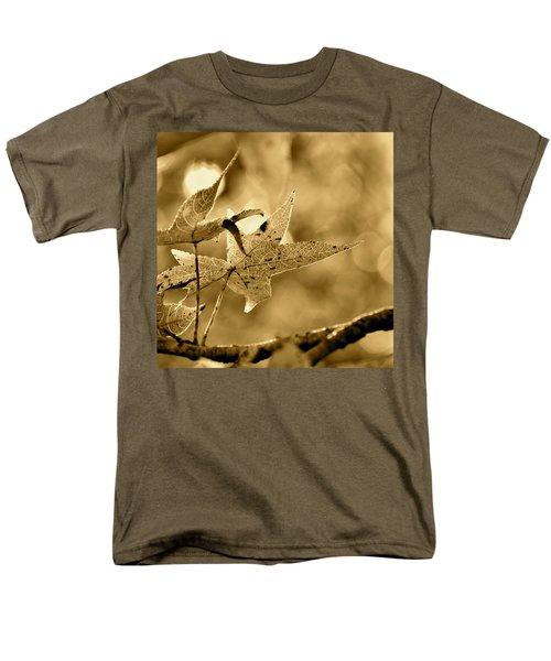 The Gum Leaf Men's T-Shirt  (Regular Fit) by JD Grimes
