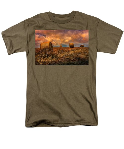 The Hayfield Men's T-Shirt  (Regular Fit) by Chris Lord