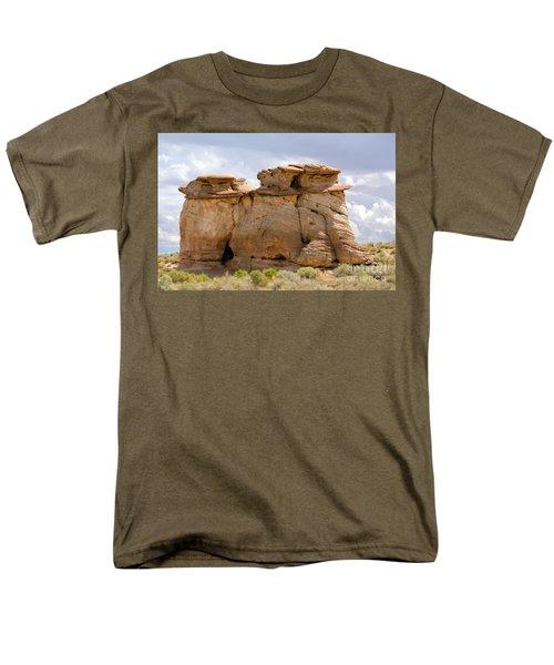Three Fat Ladies Men's T-Shirt  (Regular Fit) by Donna Greene