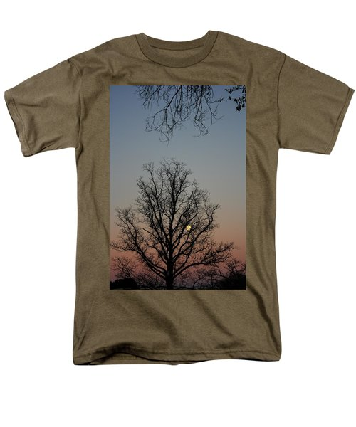 Through The Boughs Portrait Men's T-Shirt  (Regular Fit) by Dan Stone