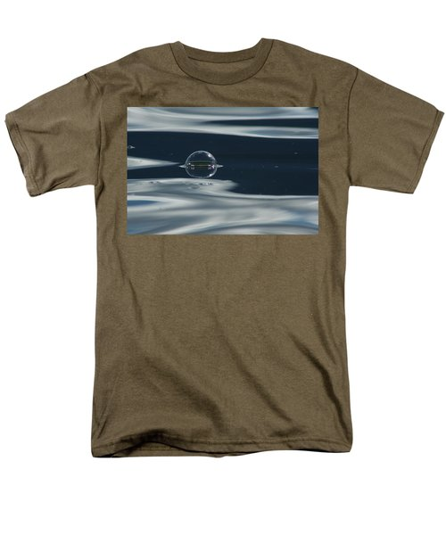 Through The Milky Way In My Spaceship Men's T-Shirt  (Regular Fit) by Cathie Douglas