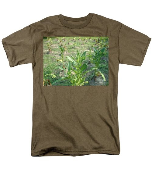 Tobacco Addiction Men's T-Shirt  (Regular Fit) by Mark Robbins