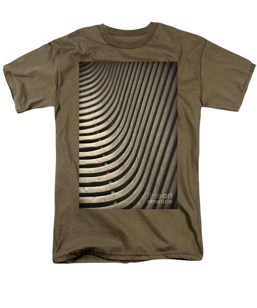 Men's T-Shirt  (Regular Fit) featuring the photograph Upward Curve. by Clare Bambers