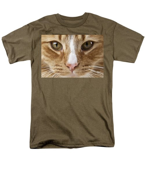 Men's T-Shirt  (Regular Fit) featuring the photograph Watching And Waiting by Jeannette Hunt