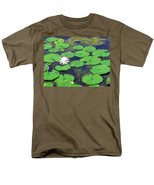 Water Lily Men's T-Shirt  (Regular Fit)