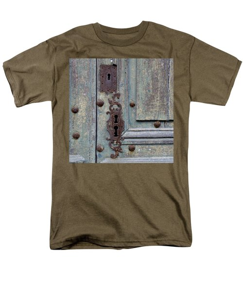Weathered Men's T-Shirt  (Regular Fit) by Lainie Wrightson