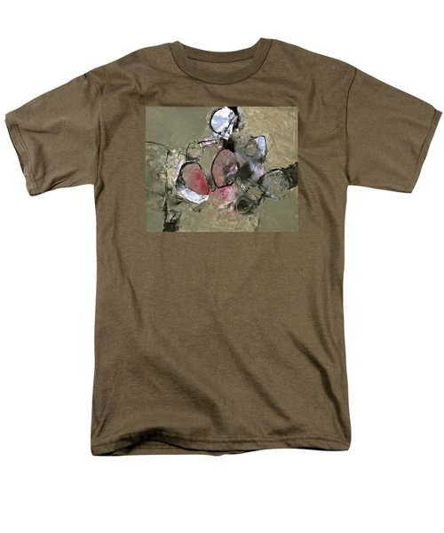 Men's T-Shirt  (Regular Fit) featuring the painting Welterweight  by Cliff Spohn