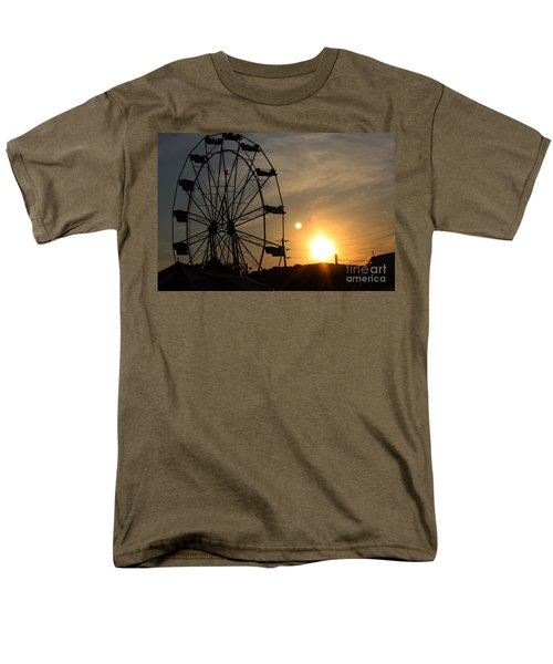Where Has Summer Gone Men's T-Shirt  (Regular Fit) by Tony Cooper