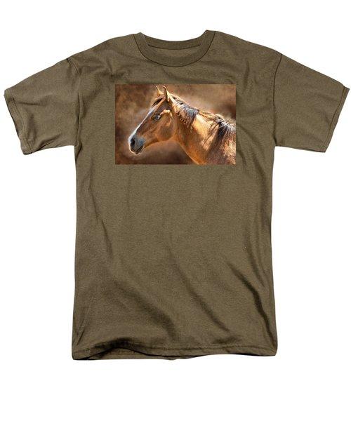 Wild Mustang Men's T-Shirt  (Regular Fit)