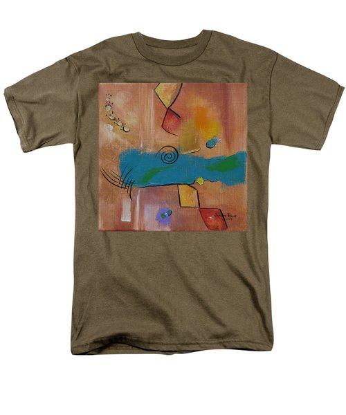 Wild Wild West Men's T-Shirt  (Regular Fit)