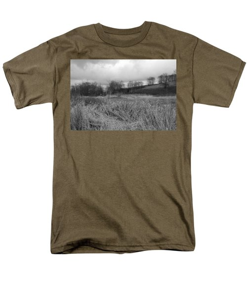 Men's T-Shirt  (Regular Fit) featuring the photograph Winters Breeze by Kathleen Grace