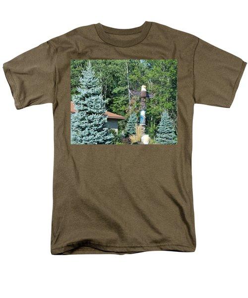 Yard Totem Men's T-Shirt  (Regular Fit)