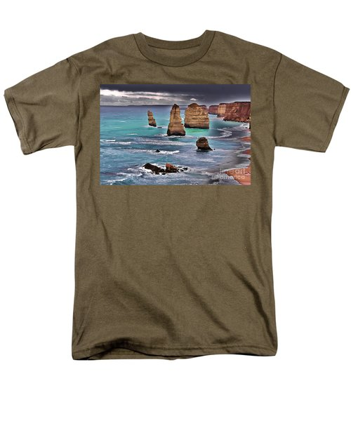 12 Apostles Men's T-Shirt  (Regular Fit) by Blair Stuart