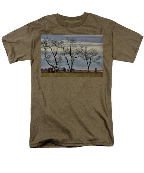 Central Jersey Farmstead Men's T-Shirt  (Regular Fit)