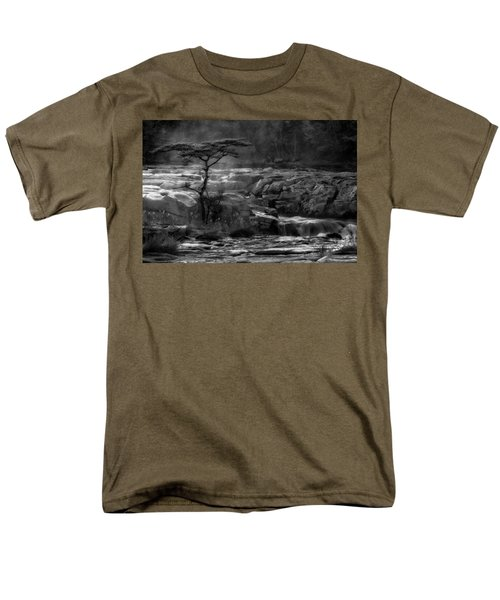 Men's T-Shirt  (Regular Fit) featuring the photograph  Wood by Hayato Matsumoto