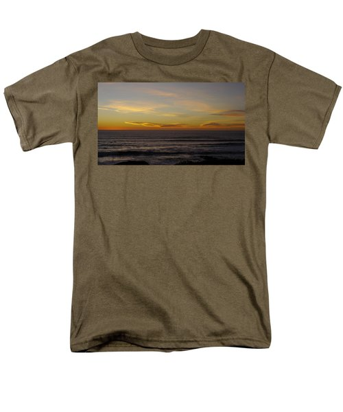 A Sunset Men's T-Shirt  (Regular Fit) by Alex King
