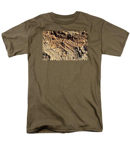 Abstract 3 Men's T-Shirt  (Regular Fit)