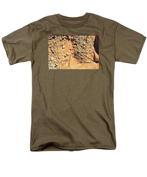 Abstract 4 Men's T-Shirt  (Regular Fit)