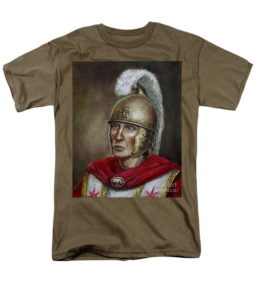 Alexander The Great Men's T-Shirt  (Regular Fit) by Arturas Slapsys