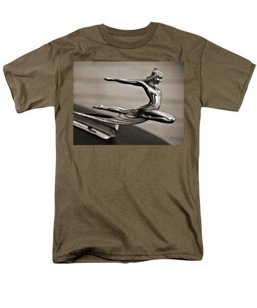 Art Deco Hood Ornament Men's T-Shirt  (Regular Fit)