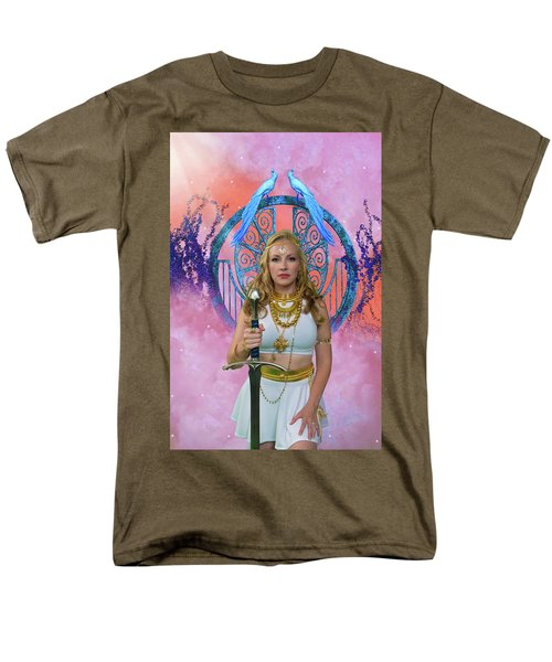 Azna Men's T-Shirt  (Regular Fit) by David Clanton