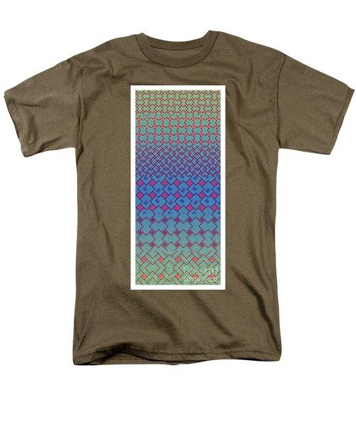 Bibi Khanum Ds Patterns No.3 Men's T-Shirt  (Regular Fit)
