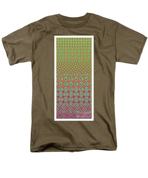 Bibi Khanum Ds Patterns No.8 Men's T-Shirt  (Regular Fit)